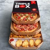 Triple box