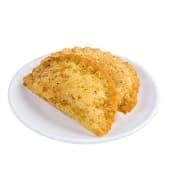 Empanadas de verde pollo (2 unidades por porción)