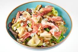 Салат з прошуто, грушею (200г)