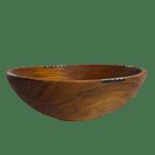 Olive Wooden Bowl