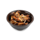 118. Suribachi chicken wings