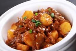 Говядина с картошкой