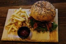 Mansa burger