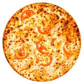 Pizza Somon Fume