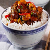 Rice with Cashewnuts & Chicken