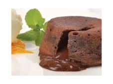 Торт Шоколадний фондан (120г/40г)