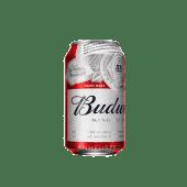 Budweiser - Lata 33cl.
