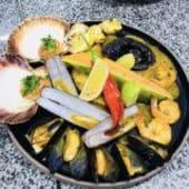 Асорті з морепродуктів