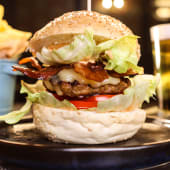 Menu Classic Burger + bibita
