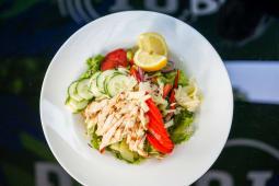 Salata Souflaki