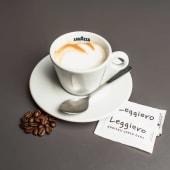 Kava s mlijekom mala