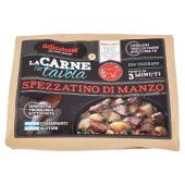 *SPEZZATINO DI MANZO 3/4 PORZIONI GR700