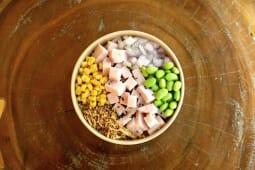 Poké bowl Arica