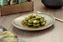 Огурцы по старинному тайваньскому рецепту