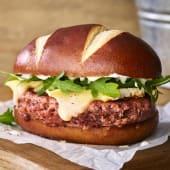 Tartare burger