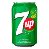 Seven up lata (330 ml.)