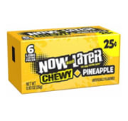 Now & Later Chewy pineapple