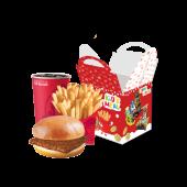 საბავშვო ჰამბურგერი/Kids Hamburger