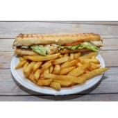 Sandwich De Res