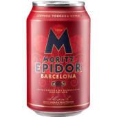 Cerveza Moritz Epidor  (33 cl.)
