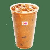 ცივი ყავა ვანილით - Iced Coffee with  Vanilla