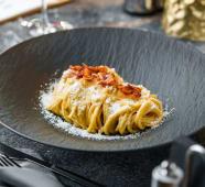 Spaghetti Chitarra alla Carbonara