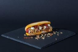 Crispy Hot dog