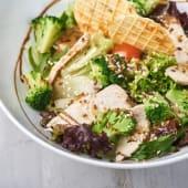 Салат теплий з грушкою (250г)