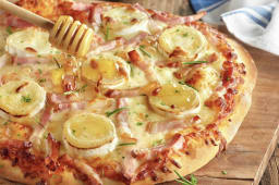 Pizza cabra