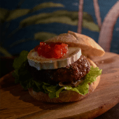 Burger cabrona