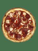 Піца 4 м'яса (480г)