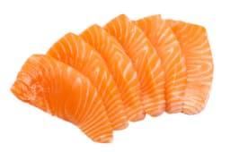 Sashimi salmone 6 pezzi