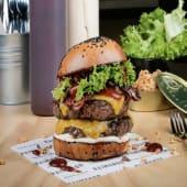 La Americana burger