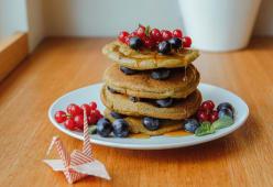 MACHA Pancakes Classic sweet