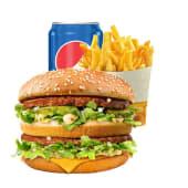 Meniu Planet Burger Regular