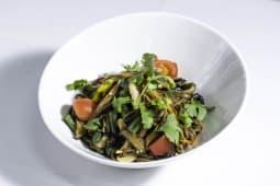 Лапша гречневая с овощами 260г.