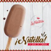 Paleta de Nutella