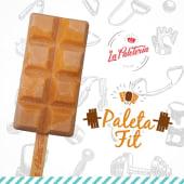 Paleta de Proteína de Chocolate