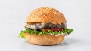 Чизбургер говяжий 320 г.
