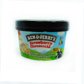 Ben & Jerry's fresa tarrina (100 ml.)