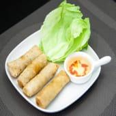 Rollos vietnamitas de pollo (4 uds.)