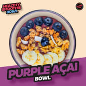 Purple Açai bowl