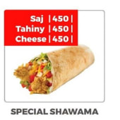 Special Shawarma