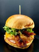 Hambúrguer Frango Grelhado