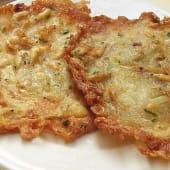 Tortillitas de camarón (3 ud.)