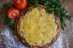 Піца Сирна класік