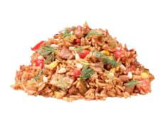 Рис з телятиною в гострому соусі (360г)