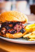 Brisket burger (sin gluten)