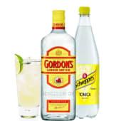 Combo 8  Gordons + Tónica