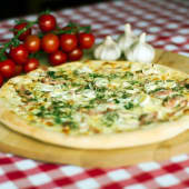 Pizza Carbonara 24 cm